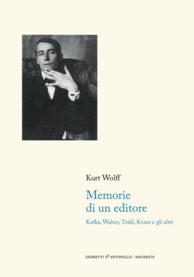 Memorie di un editore – Kurt Wolff
