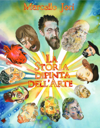 La storia dipinta dell'arte- Marcello Jori