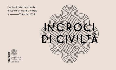 Incroci di Civiltà – Venezia, 4 – 7 Aprile 2018