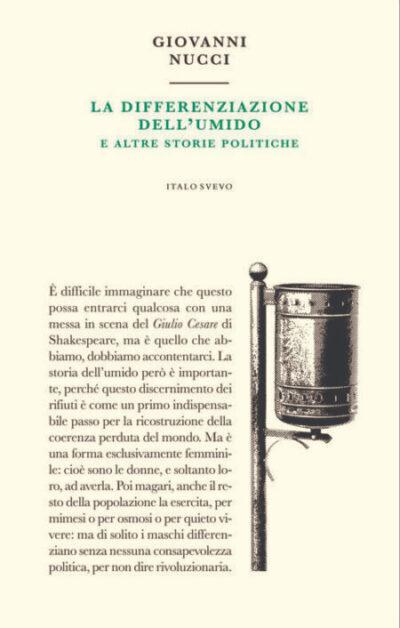 La differenziazione dell'umido – Giovanni Nucci