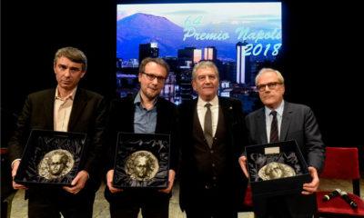 I vincitori del Premio Napoli 2018